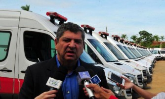 'Entrega de ambulâncias é resultado de iniciativa histórica', diz Maluf