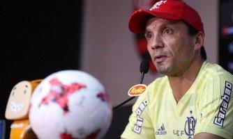 Zé Ricardo analisa classificação do Flamengo