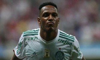 Palmeiras vende Yerry Mina ao Barcelona por mais de R$ 47 milhões