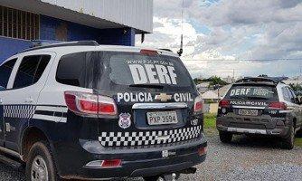 Polícia Civil reúne mais de 300 crianças em ação social em Mirassol D'Oeste