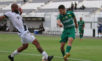 Ponte Preta e Cuiabá ficam no empate em Campinas