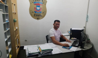 Escrivão descobre amor pela carreira policial em ações operacionais e no trabalho investigativo