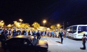 Em Mirassol 150 pessoas são conduzidas pela policia por descumprir decreto municipal e promover aglomeração e propagação da Covid-19